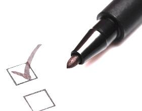 social media checklist writer way