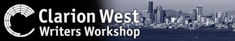 Clarion West logo