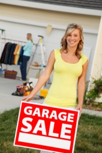 garage sale writer way