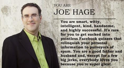 Joe Hage
